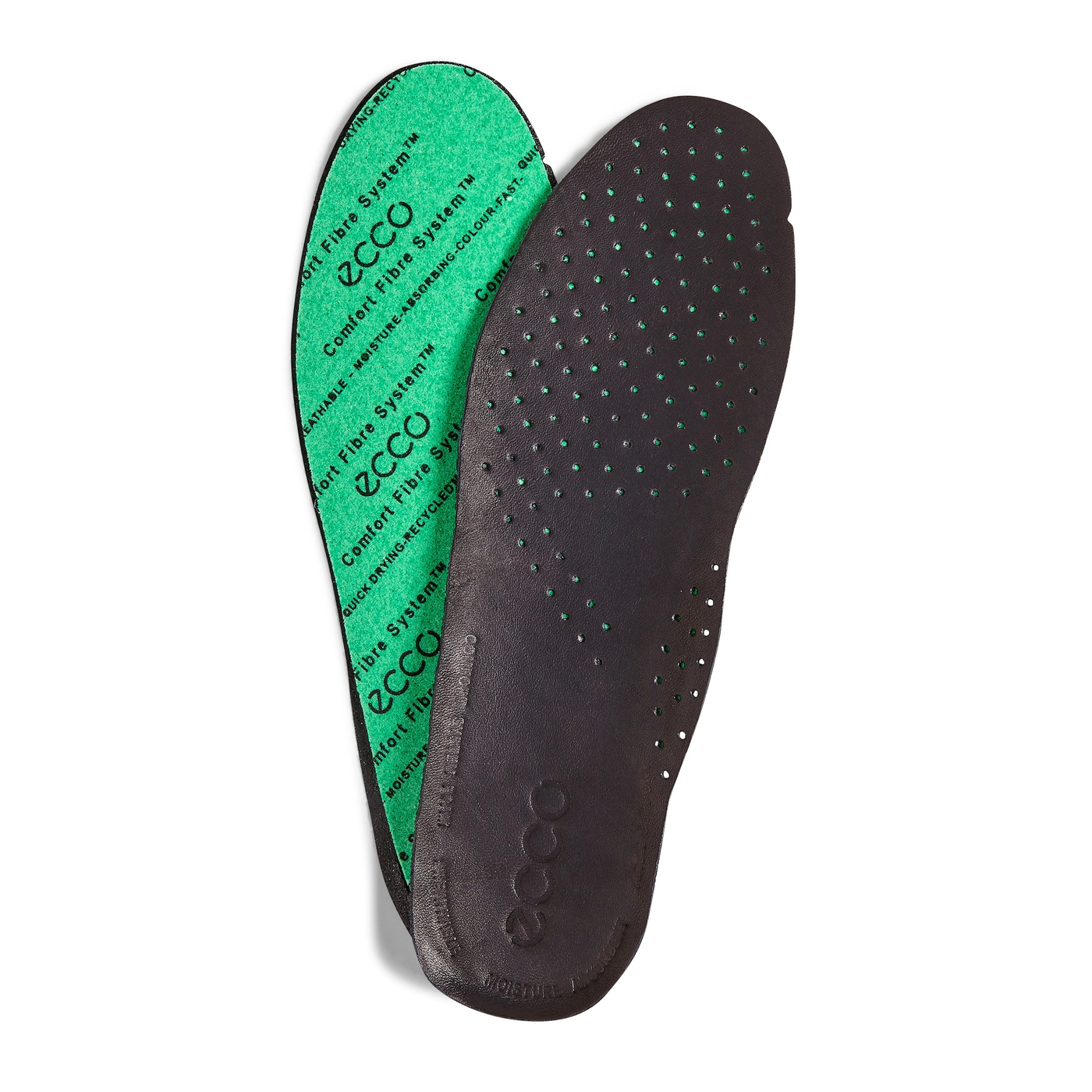 ECCO Mens CFS Leather Insole